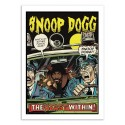 Snoop Dogg Comics - David Redon