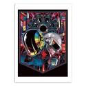 Art-Poster - Daft Legacy - Samuel Ho
