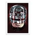 Art-Poster - Robocop - Samuel Ho