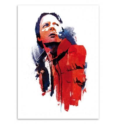 Art-Poster - Time Traveler - Robert Farkas