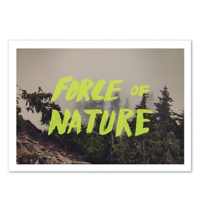 Force of Nature - Leah Flores