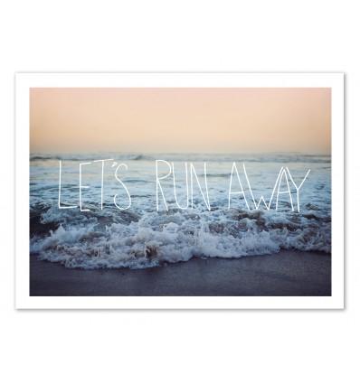 Let's run away - Leah Flores