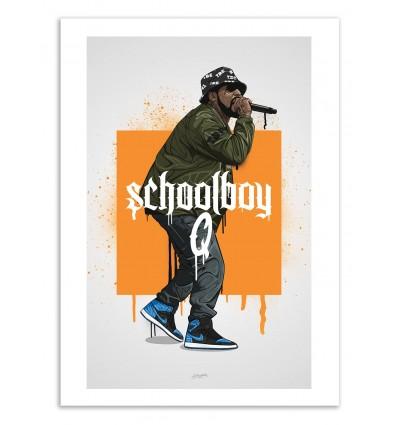 Schoolboy - Bokkaboom