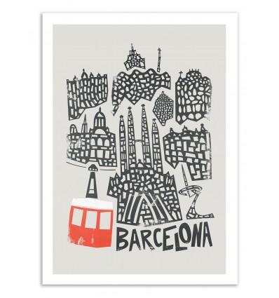 Barcelona - Fox and Velvet