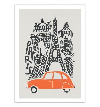 Paris - Fox and Velvet