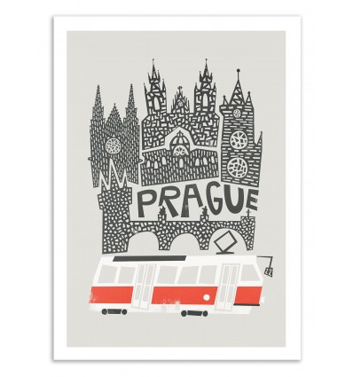 Prague - Fox and Velvet