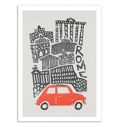 Rome - Fox and Velvet