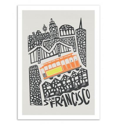 San Francisco - Fox and Velvet