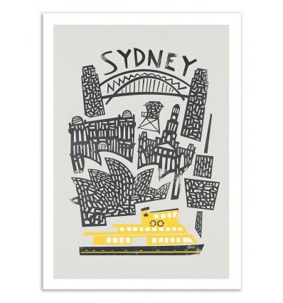 Sydney - Fox and Velvet