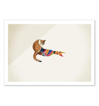 Walking Shdow Cat 2 - Jason Ratliff
