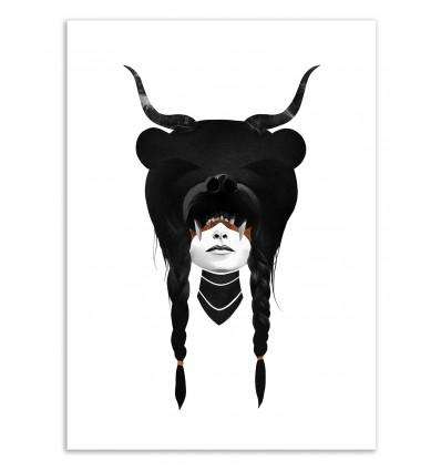 Bear Warrior - Ruben Ireland