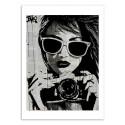 Art-Poster 50 x 70 cm - Shoot - Loui Jover