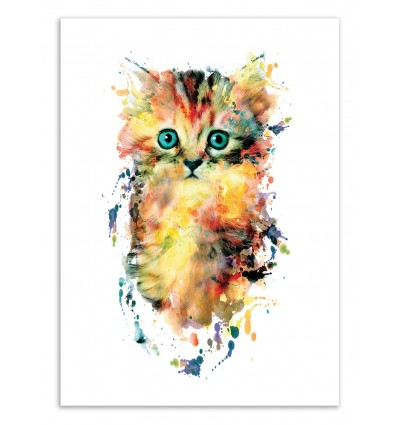 Kitten - Riza Peker