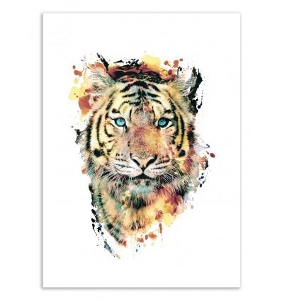 Tiger - Riza Peker