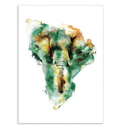 Wild Africa - Riza Peker