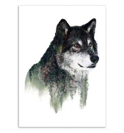 Wolf - Riza Peker