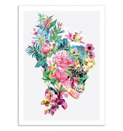 Skull VI - Riza Peker
