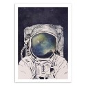 Art-Poster 50 x 70 cm - Dreaming on Space - Tracie Andrews