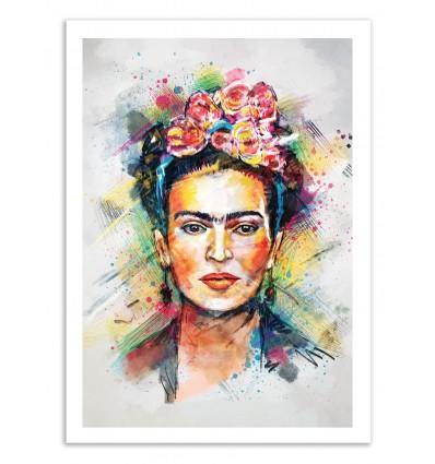 Frida Kahlo - Tracie Andrews