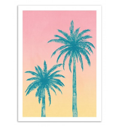 Palm Trees - Tracie Andrews