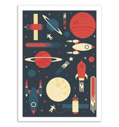Space Odyssey - Tracie Andrews