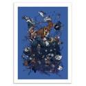 Art-Poster 50 x 70 cm - System Wars - Georges Le Mercenaire