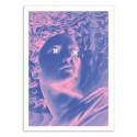 Art-Poster 50 x 70 cm - Coy - Dorian Legret