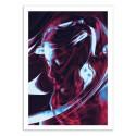Art-Poster 50 x 70 cm - Hys - Dorian Legret