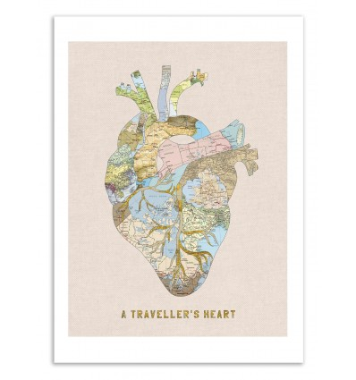 A travellers' Heart - Bianca Green