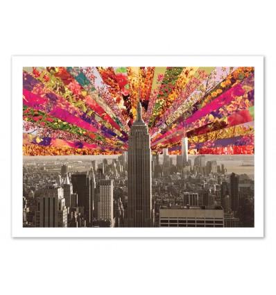 Blooming New-York - Bianca Green