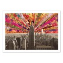 Art-Poster 50 x 70 cm - Blooming New-York - Bianca Green