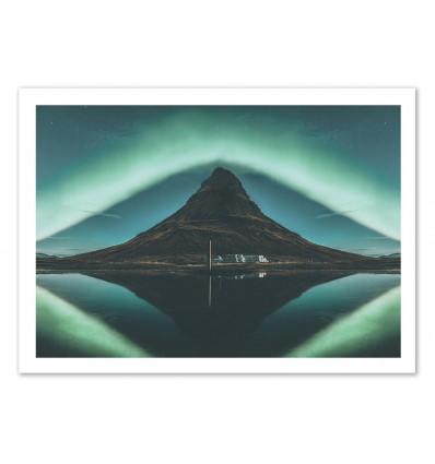 Kirkjufell Iceland - Luke Gram