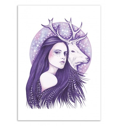 Deer Spirit  - Andrea Hrnjak
