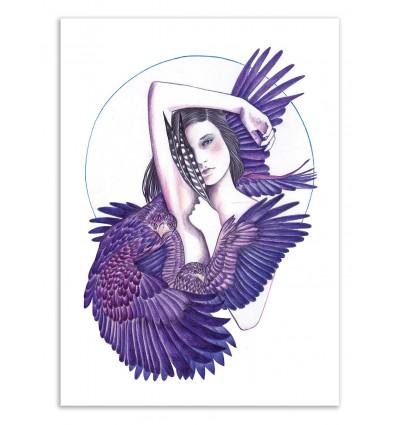 Eagle woman - Andrea Hrnjak