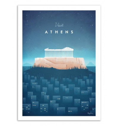 Visit Athens - Henry Rivers