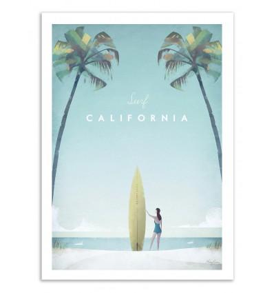 Visit California - Henry Rivers