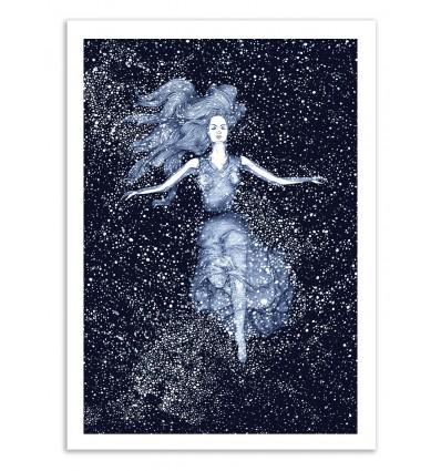 Starlight Swimming - Ella Mazur