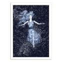 Art-Poster - Starlight Swimming - Ella Mazur