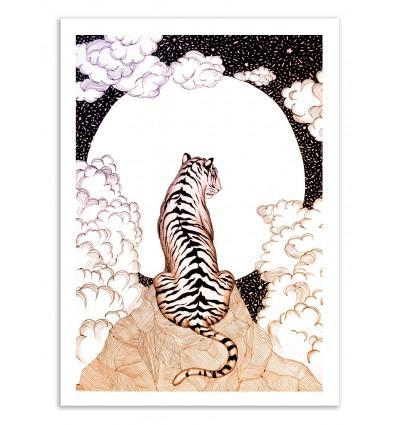 Tiger Moon Glow - Ella Mazur