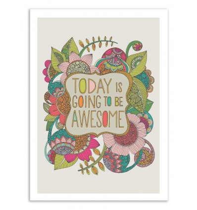 Today is going awesome - Valentina Harper