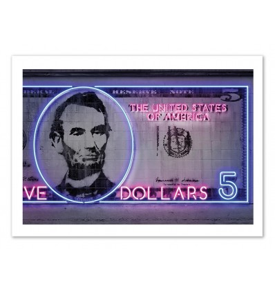 Limited Edition - 5 dollars - Octavian Mielu