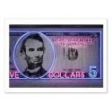Art-Poster - Edition 50 ex. - 5 dollars - Octavian Mielu