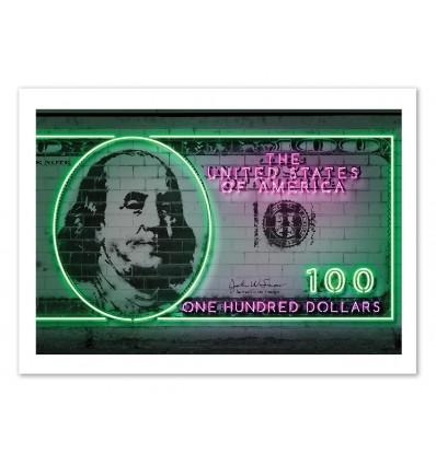 Limited Edition 50 ex. - 100 dollars - Octavian Mielu