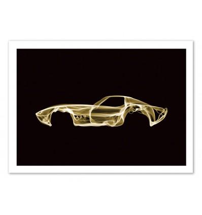 Limited Edition 50 ex. - Corvette C3 - Octavian Mielu