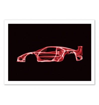 Limited Edition 50 ex. - Ferrari F40 - Octavian Mielu