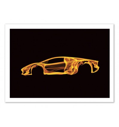 Limited Edition 50 ex. - Lamborghini Aventador - Octavian Mielu