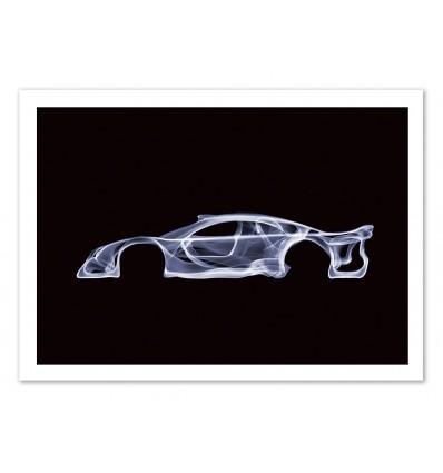 Limited Edition 50 ex. - Mercedes CLK GTR - Octavian Mielu