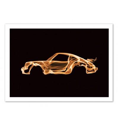 Limited Edition 50 ex. - Porsche 911 - Octavian Mielu