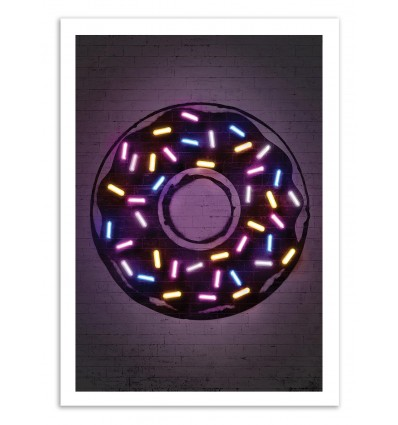 Limited Edition 50 ex. - Donut - Octavian Mielu