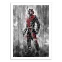 Art-Poster 50 x 70 cm - Ant - Wisesnail